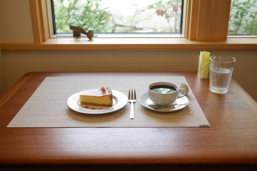 まるたけ堂 浜松市 佐鳴台 大人カフェ ケーキセット