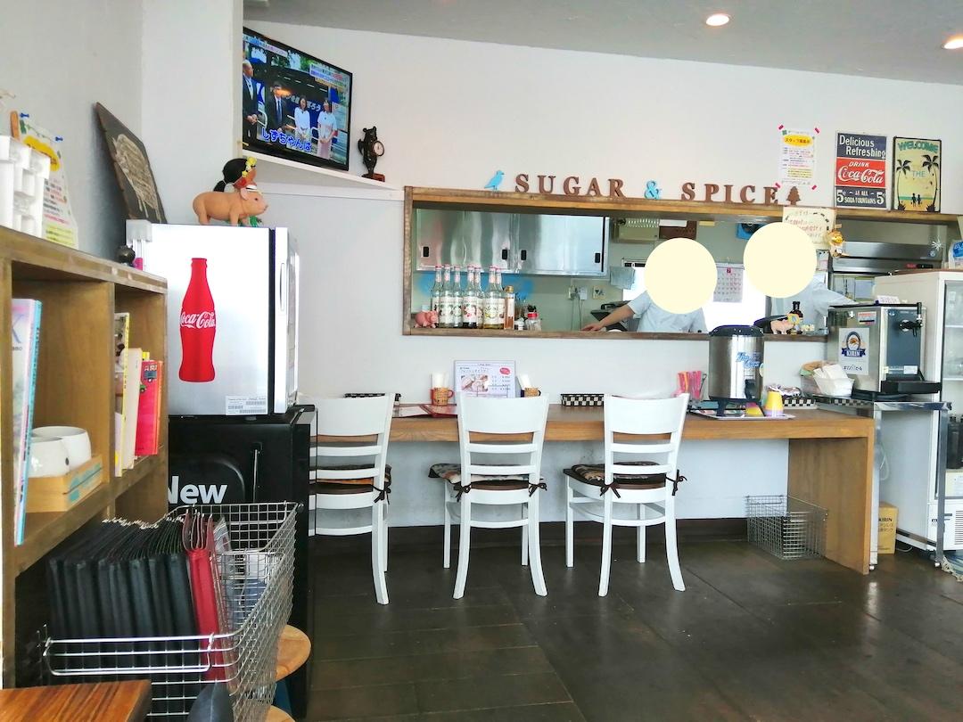 シュガー&スパイス トンテキとカレーのお店 トンテキランチ
