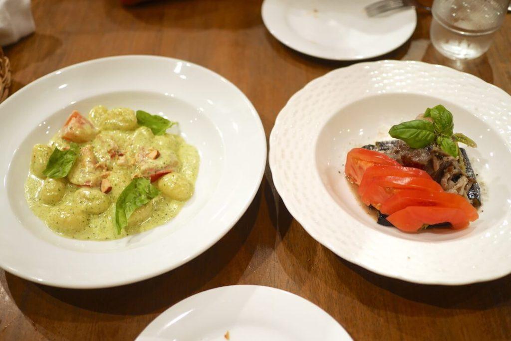 Passeretti(パセレッティ)ディナー お肉 ニョッキ 浜松市 浜松駅 カフェバー