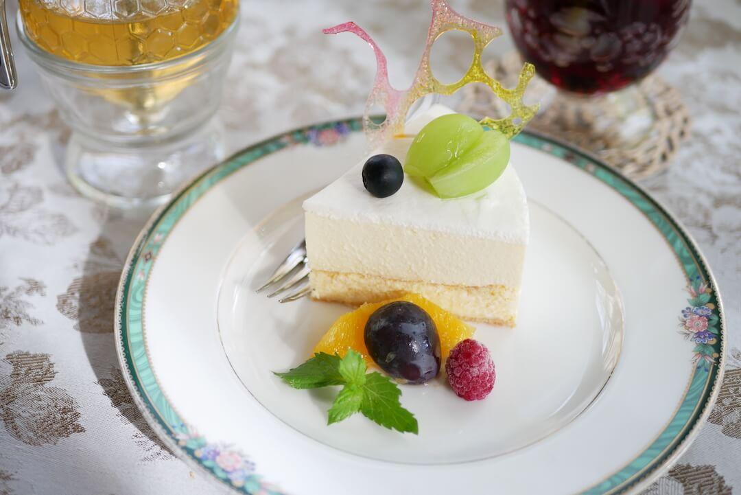 はちみつ専門店 豊川さんぽ道 豊川 カフェ ケーキセット ジュース