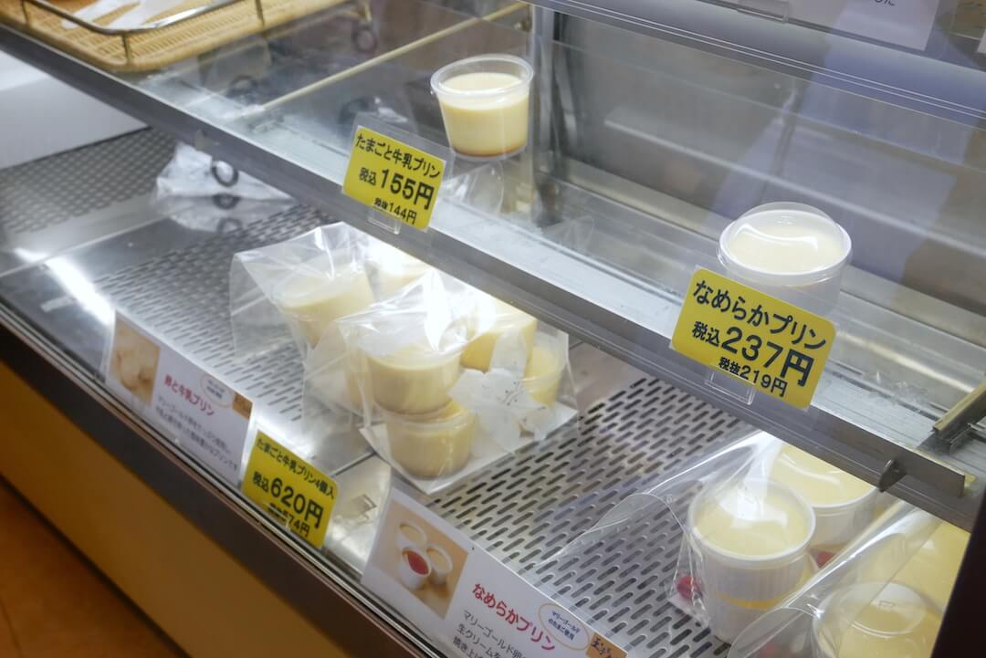 玉子屋本舗アウトレット tamago factory 浜松 ケーキ屋