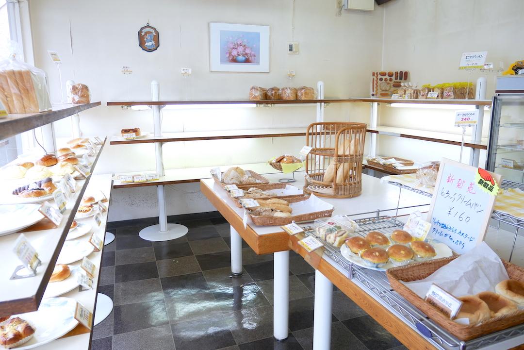 ルビュール住吉店(Levure)浜松市 パン屋 米粉パン