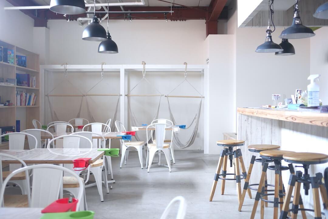絵本と遊びの喫茶店ikicia 浜松市中区 ボードゲーム カフェ