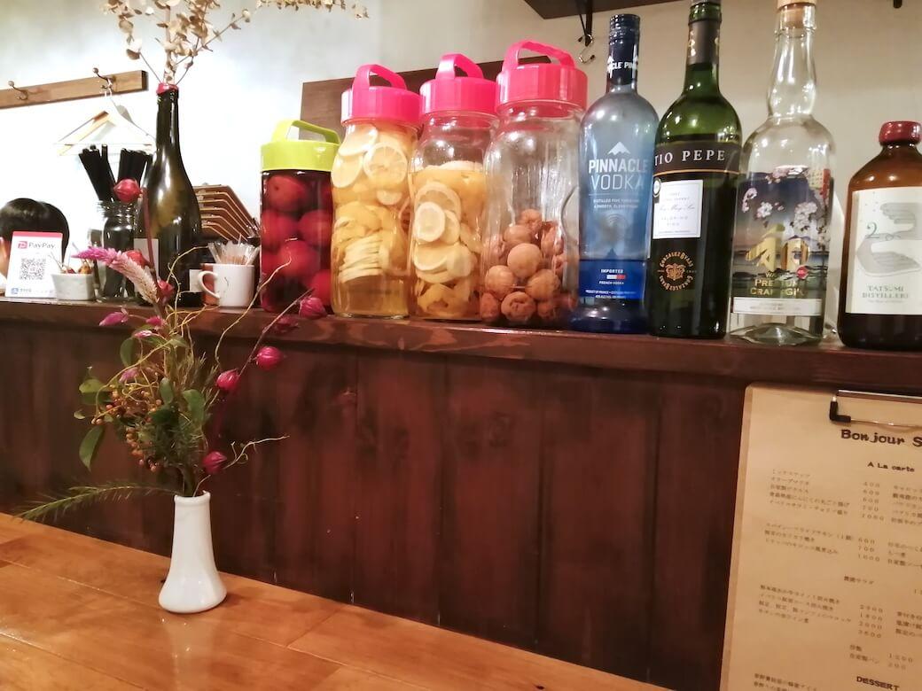 Bonjour Stand(ボンジュール スタンド) ワイン フレンチ イタリアン ディナー BAR