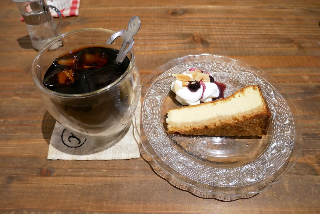 Cafe-Refresh(カフェリフレッシュ) 静岡市カフェ ハンモック ケーキセット