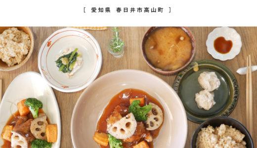 【春日井市】ごはんとおやつ カフェnico・こじんまりナチュラルカフェでこだわり満載の大人ごはん♪
