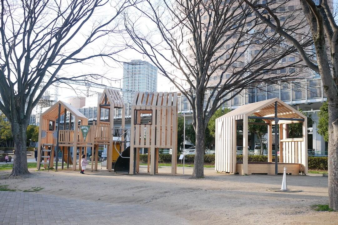 S.O.W(Sence Of Wonder) 浜松科学館みらいーら 浜松駅 浜松カフェ キッズスペース 遊具