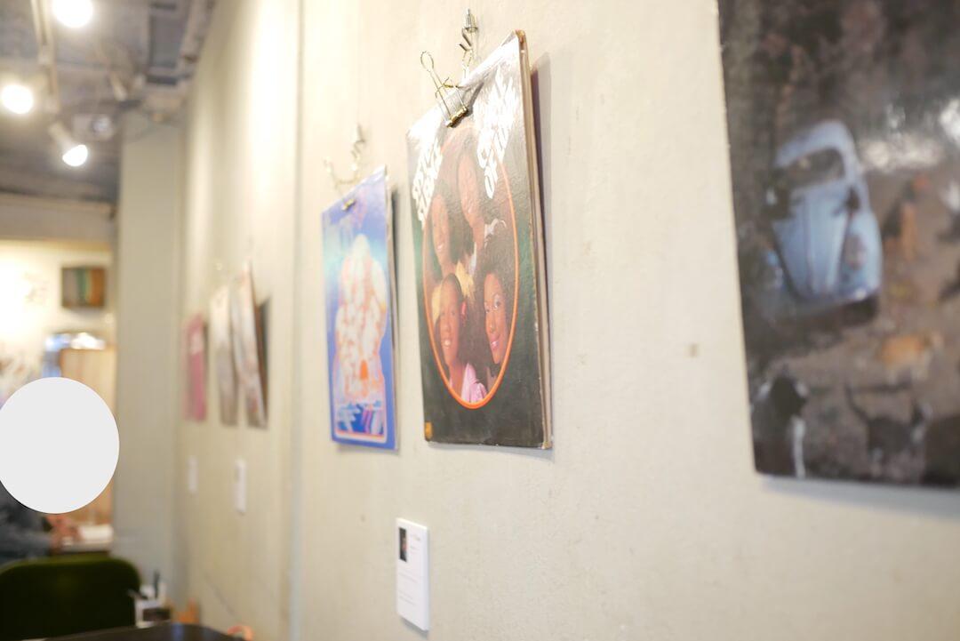 cafeDODO 名古屋カフェ ギャラリー アート 音楽
