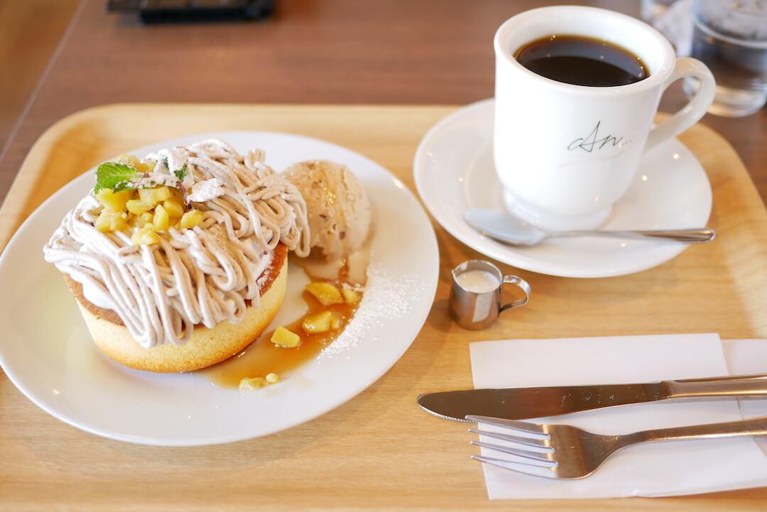 Cafe An 杏(カフェあん) 各務原市カフェ スイーツ パンケーキナチュラル系