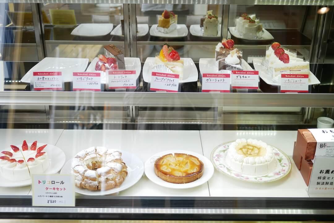 ヴァンドール柴園(シエン)各務原市カフェ 岐阜 ランチ ケーキ屋さん