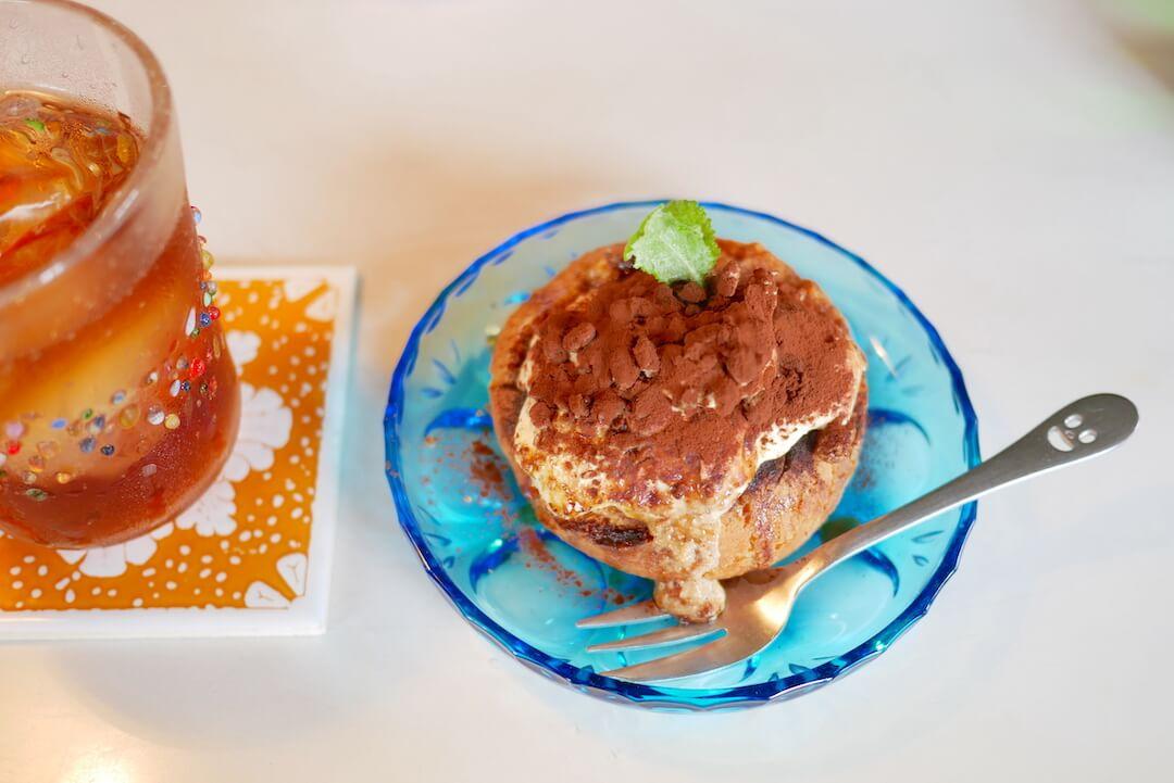 喫茶カザミドリ 揖斐郡 岐阜カフェ スイーツ おやつ ドーナツ 雑貨 レトロ
