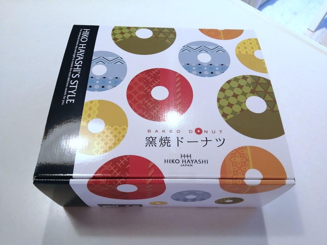 HIKOHAYASHI(ヒコハヤシ)岐阜スイーツ ケーキ屋さん 窯焼ドーナツBOX お土産 岐阜テイクアウト