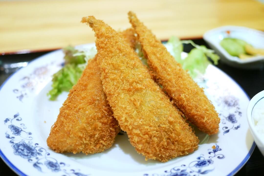 和韓料理 おふく 熱海グルメ 熱海ディナー 静岡 アジフライ