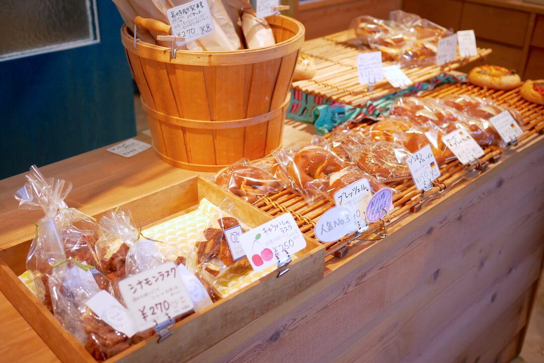 パンや Backhaus Blau(バックハウスブラウ)ドイツパン 岐阜パン屋さん 瑞穂市