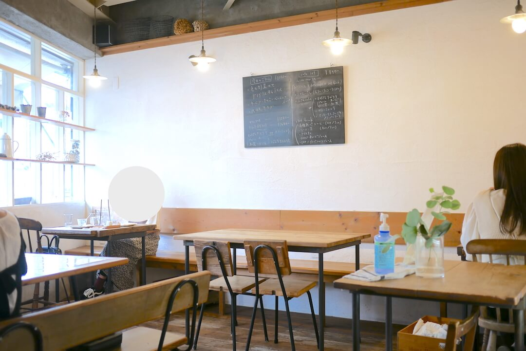 cafe+cake Coucou(ククー)三重カフェ 津市 スイーツ パフェ ケーキ
