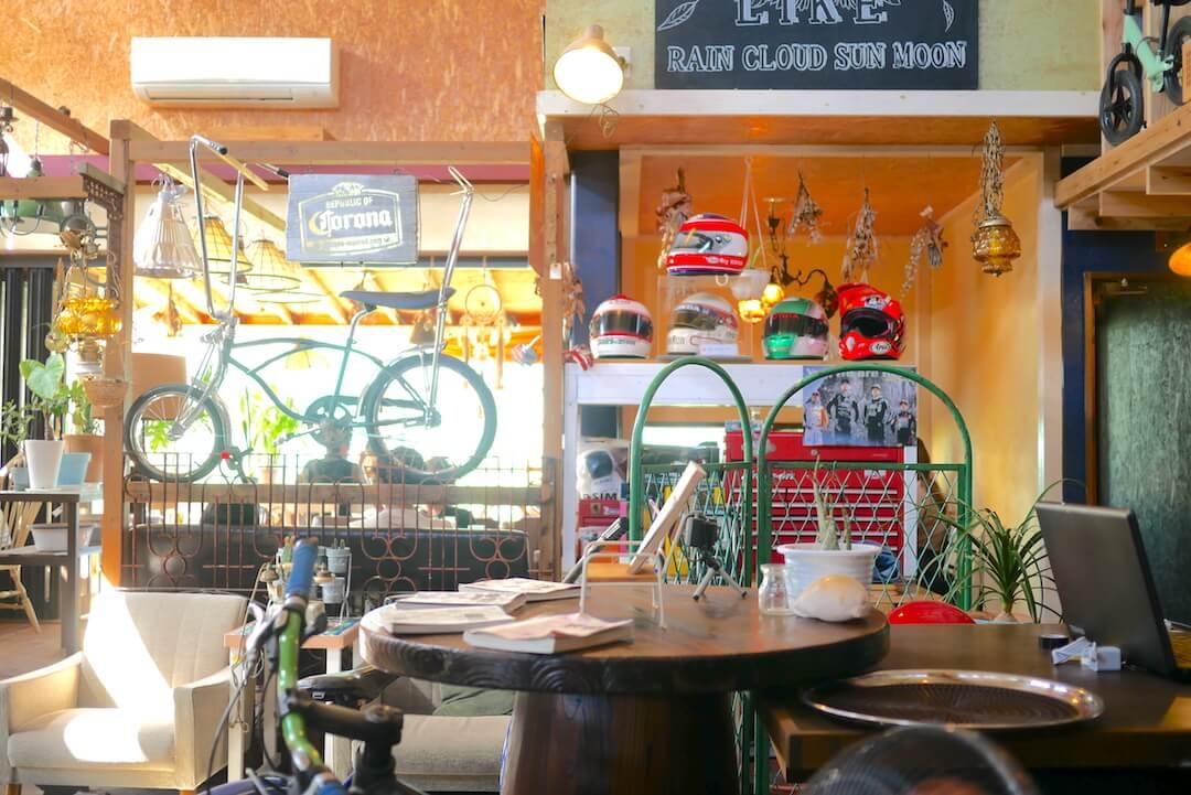 BROCKEN cafe&field(ブロッケン) 三重カフェ 鈴鹿市 リゾート 西海岸 ランチ