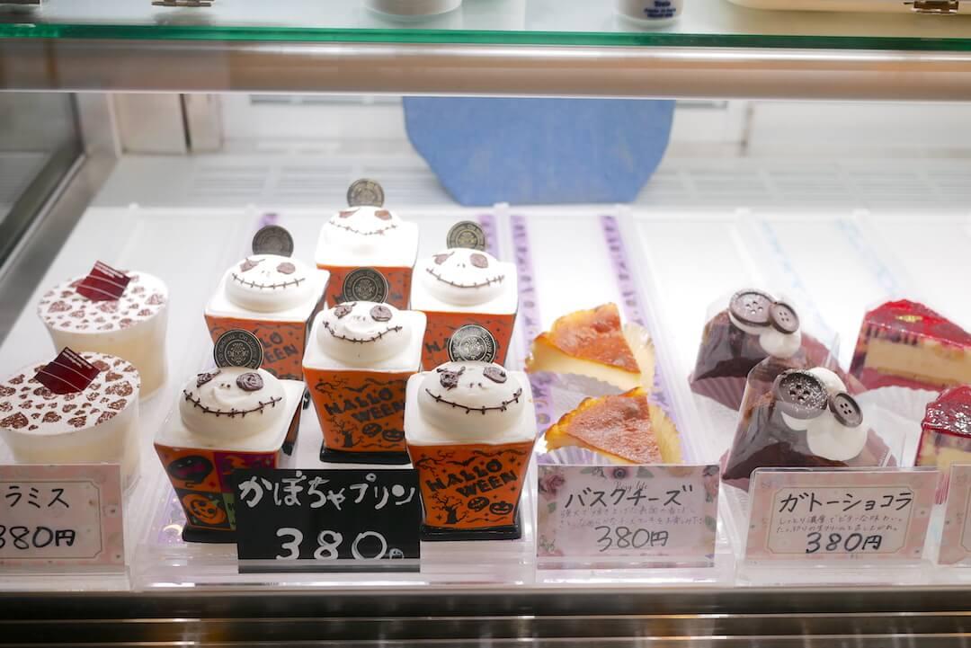 和洋菓子店 岡田屋 三重スイーツ 津市 モンブラン 抹茶 浅田家