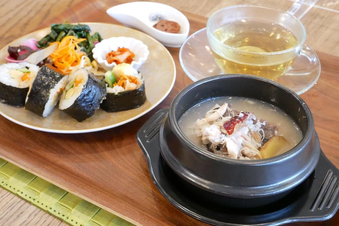 【一宮市】 pirouette(ピルエット)参鶏湯 キンパ 薬膳ランチ レンタルスペース 健康カフェ