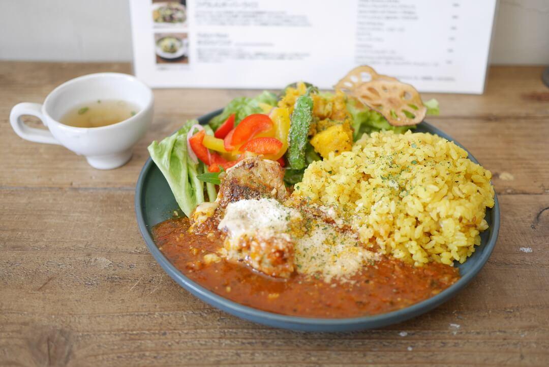 【岐阜市】CLOISTERS CAFE(クロイスターズ カフェ)グルテンフリー 岐阜カフェ グルメカフェ東海