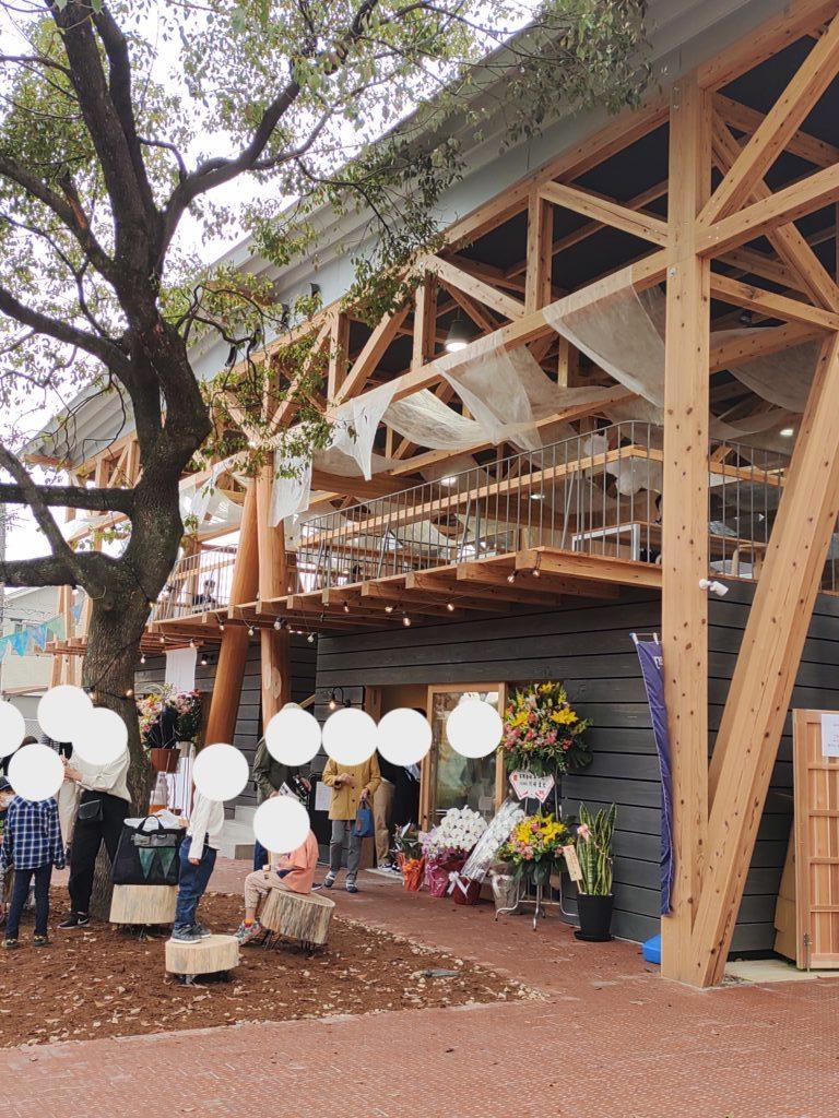 【各務原市】ESPRIT(エスプリ)パークブリッジ 岐阜カフェ パン屋さん 市民公園 KAKAMIGAHA PARK BRIDGE