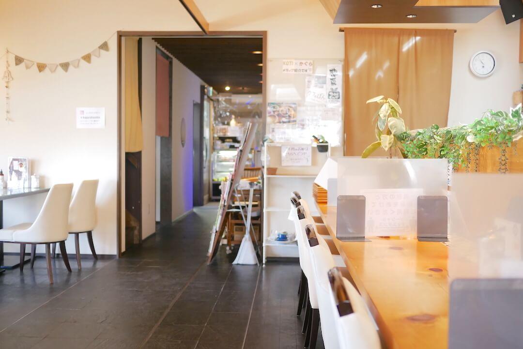 【羽島市】和カフェかぐら羽島店 羽島カフェ 岐阜カフェ モーニング 和食 おばんざい デリ ビュッフェ