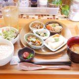 【羽島市】和カフェかぐら羽島店『お粥とおばんざいたっぷりのモーニング』がリーズナブルで美味しい!