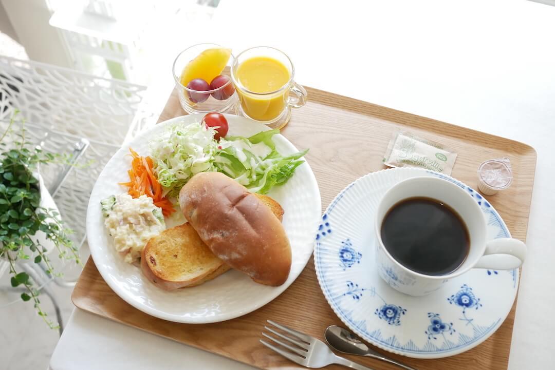 【岐阜市】Cafe Cream Pot(カフェ クリームポット)岐阜カフェ モーニング ハワイコーヒー