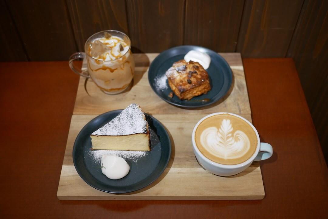 【岐阜市】cafe re:verb(リバーブ)スペシャルティコーヒー 岐阜駅 岐阜カフェ スイーツ