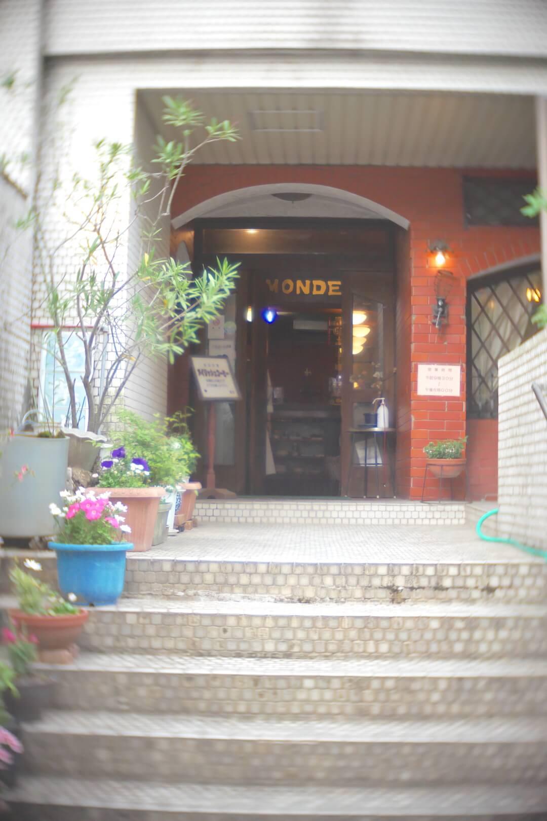 【岐阜市】ル・モンド 岐阜カフェ 純喫茶 コーヒー アンティーク エモい