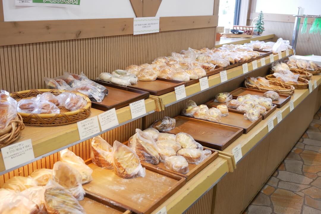 ボンパナ 羽島店 岐阜パン屋さん