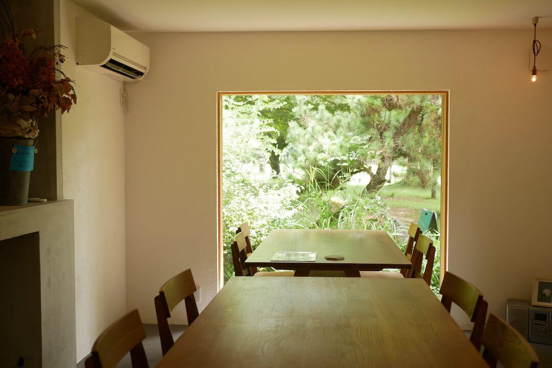 ロスティッチェリア・ダ・ムウ かもす食堂 岐阜カフェ 各務原市 ランチ 和食 学びの森 公園