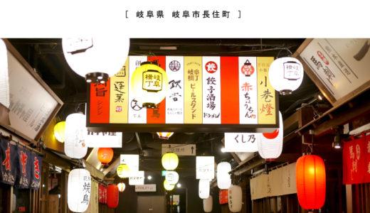 【岐阜市】岐阜横丁・日本最大級の屋内でハシゴ酒を楽しむ!ごはんからスイーツまで出会いの場にも⁉️