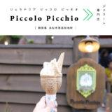 PiccoloPicchio ジェラート ピッコロピッキオ